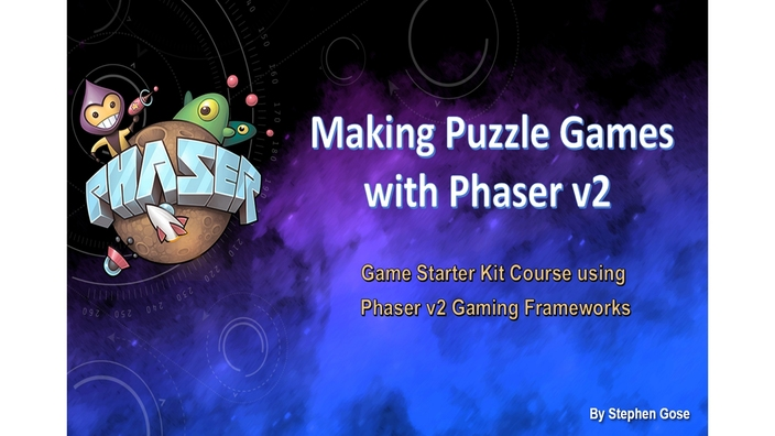 Making Puzzle Browser Games with Phaser v2