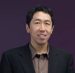 Portrait of Andrew Ng
