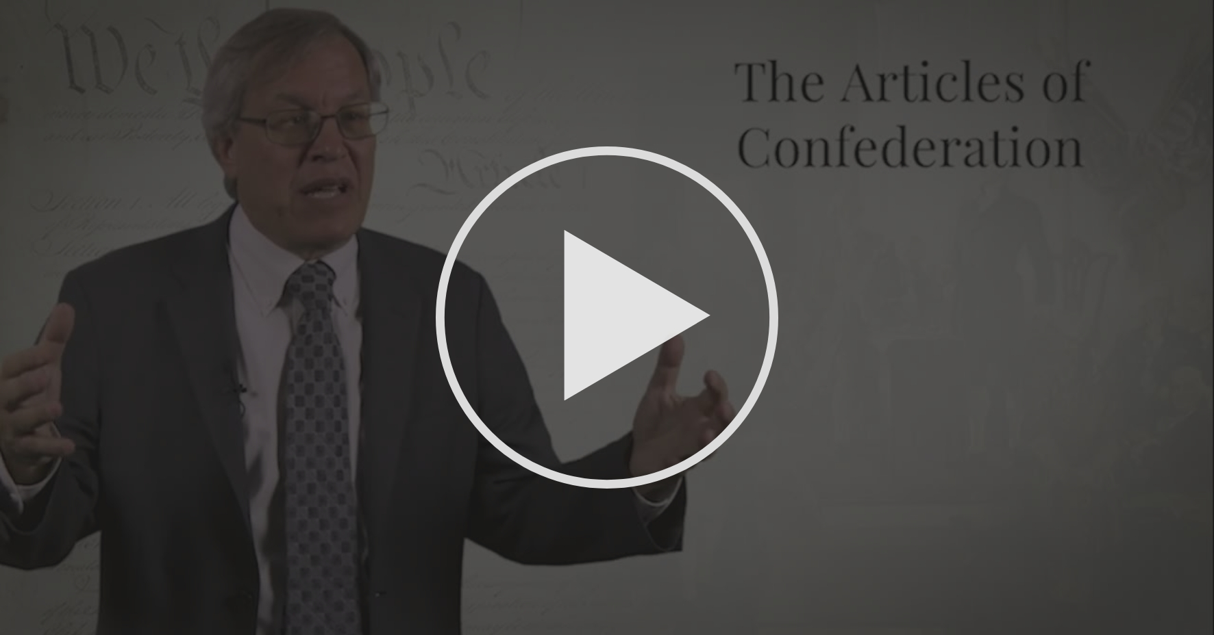 From The Articles Of Confederation To The Constitution Lecture 1 Why The Constitution Coursera