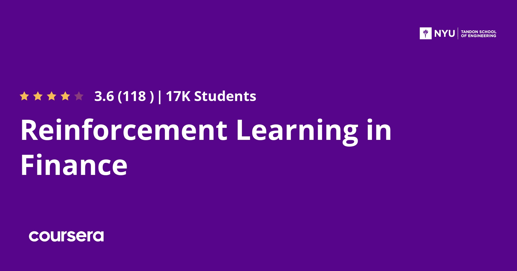 Reinforcement Learning in Finance