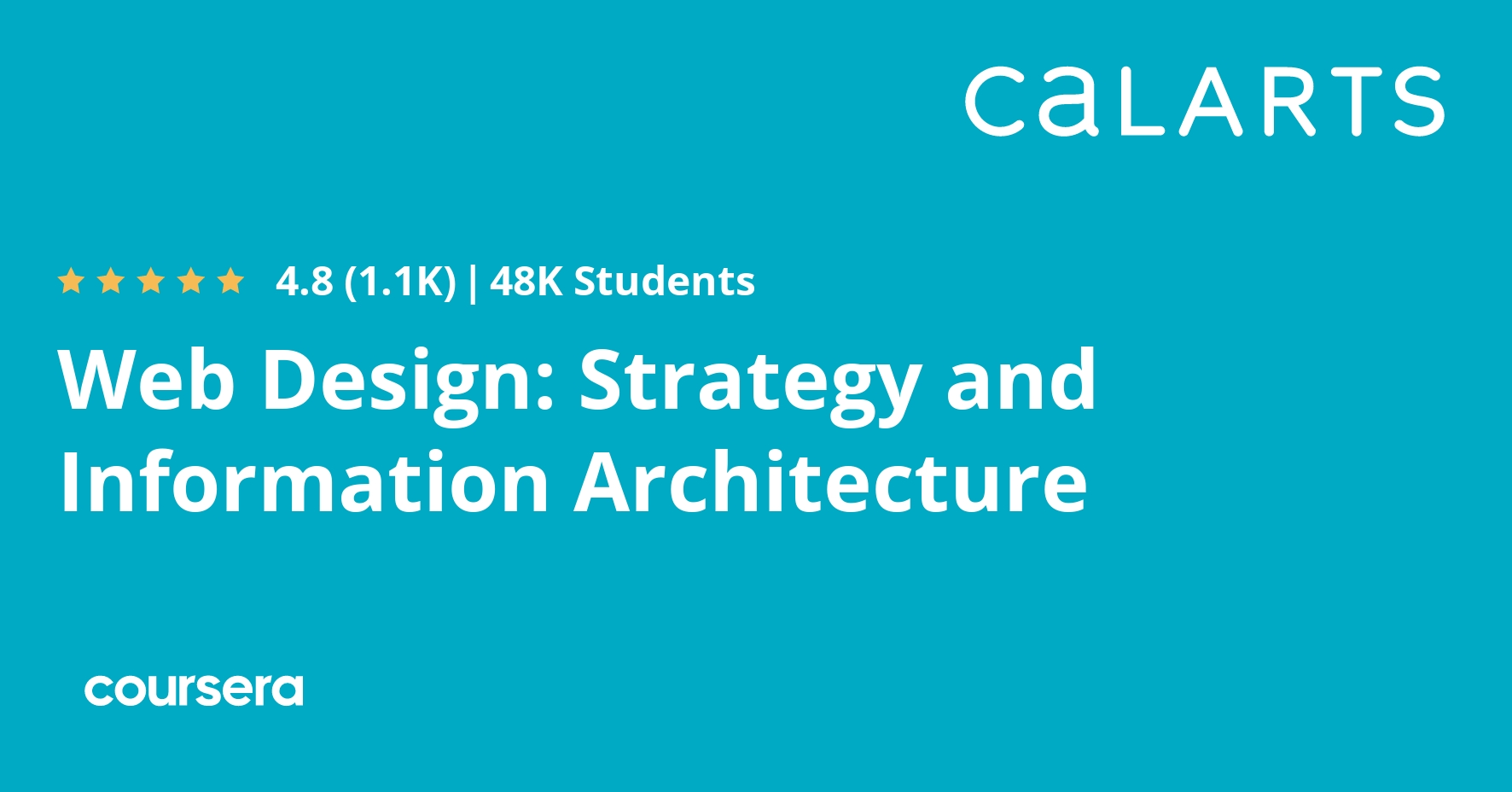 Web Design Strategy And Information Architecture Coursera