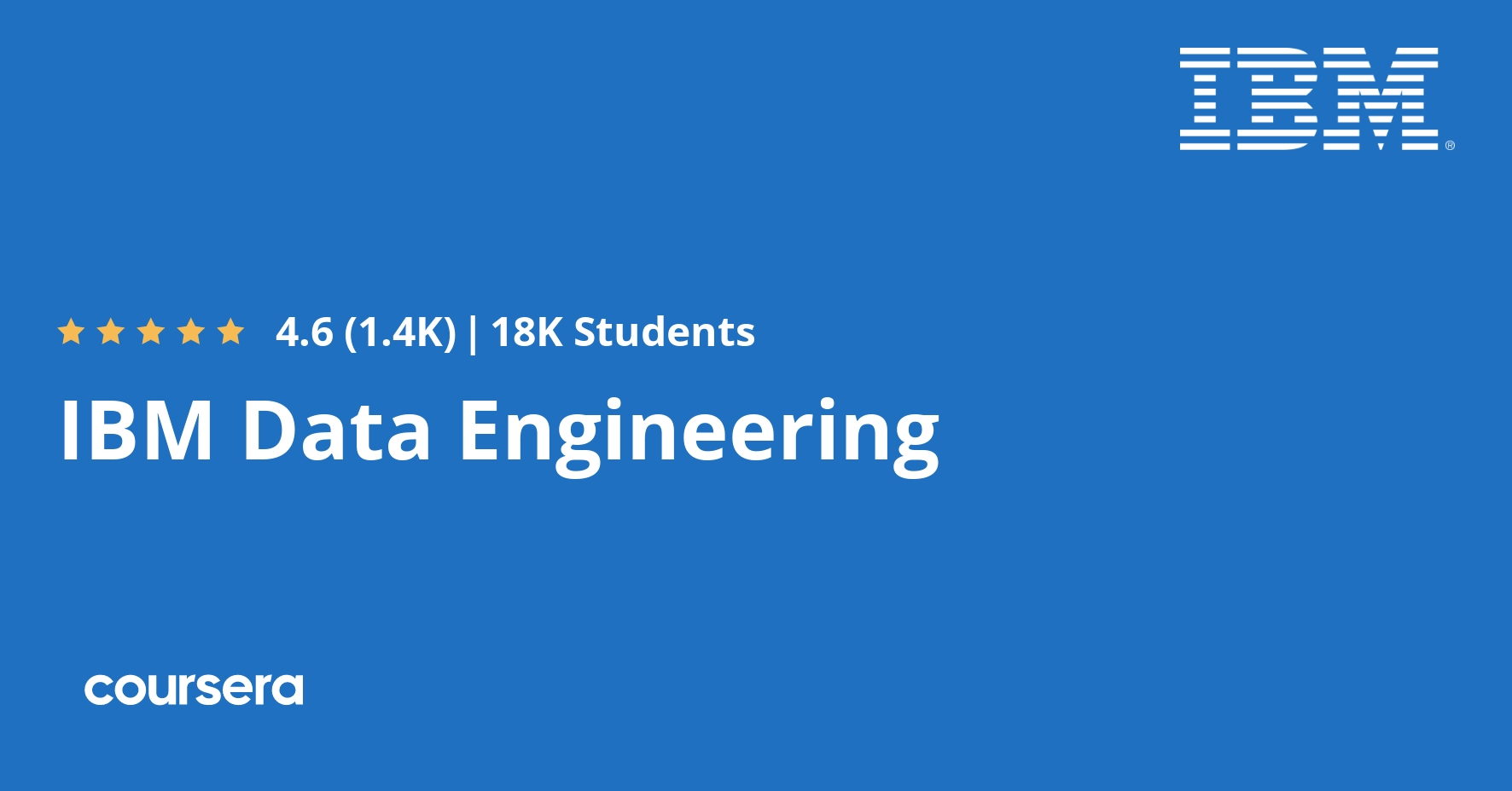 IBM Data Engineering