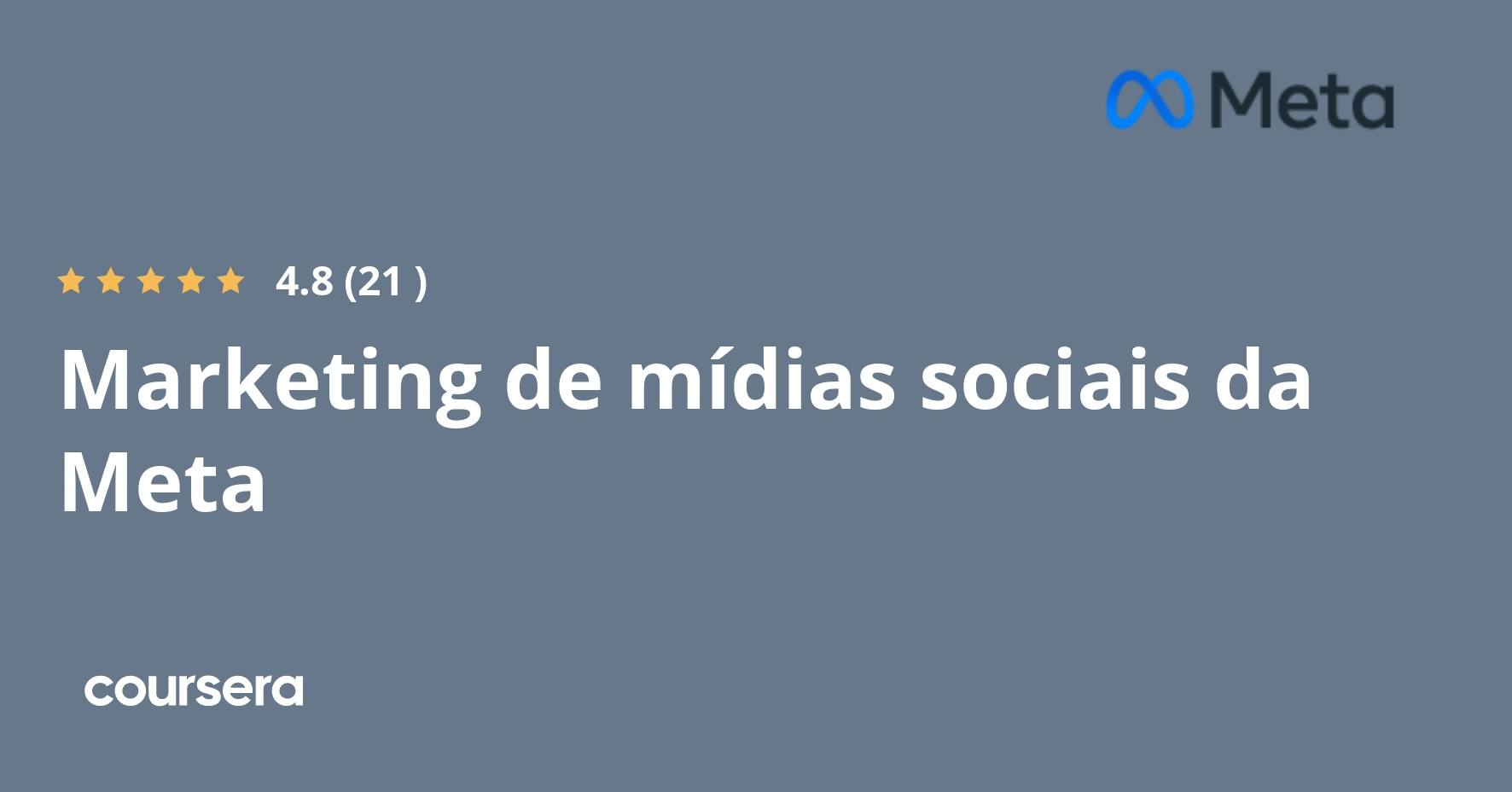 Marketing de Mídias Sociais do Facebook