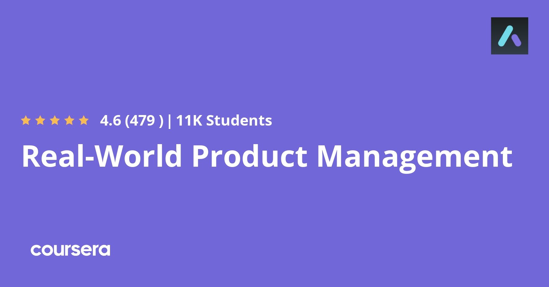 Real World Product Management   Coursera