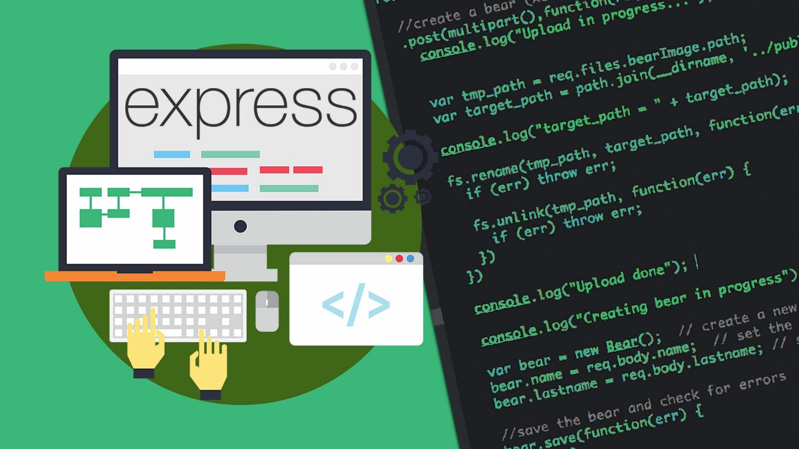 Top Tutorials to Learn Express JS Framework in Node Js