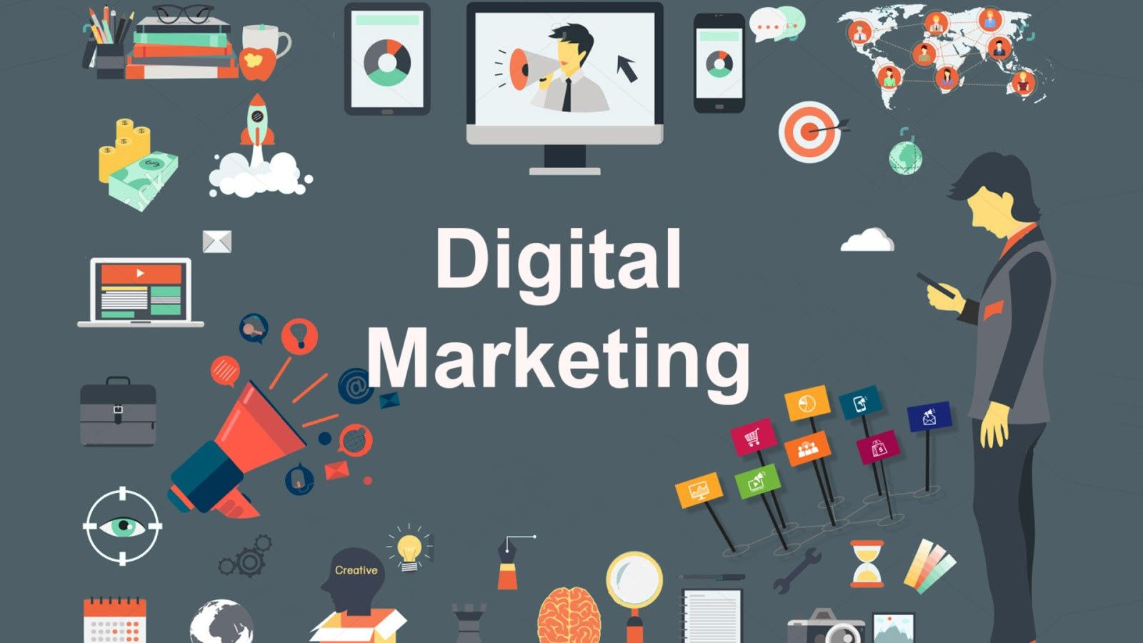 Learn Digital Marketing- Top Tutorials to Learn Digital Marketing- 2019