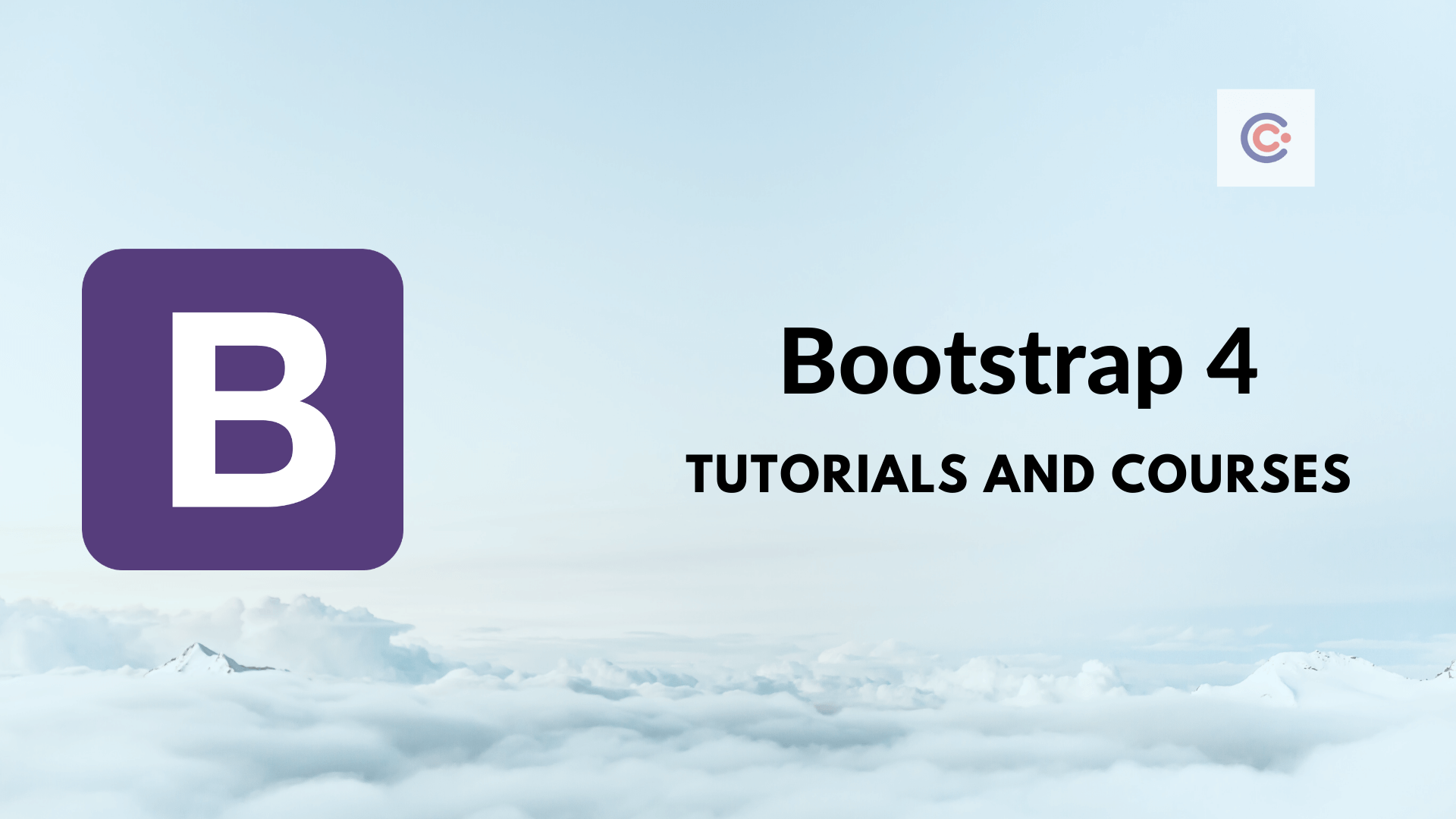 10 Best Bootstrap 4 Tutorials and Courses - Learn Bootstrap 4 Online