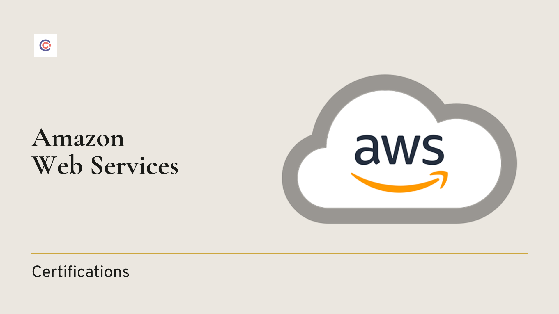 7 Best AWS Certifications & Training - Learn AWS Online