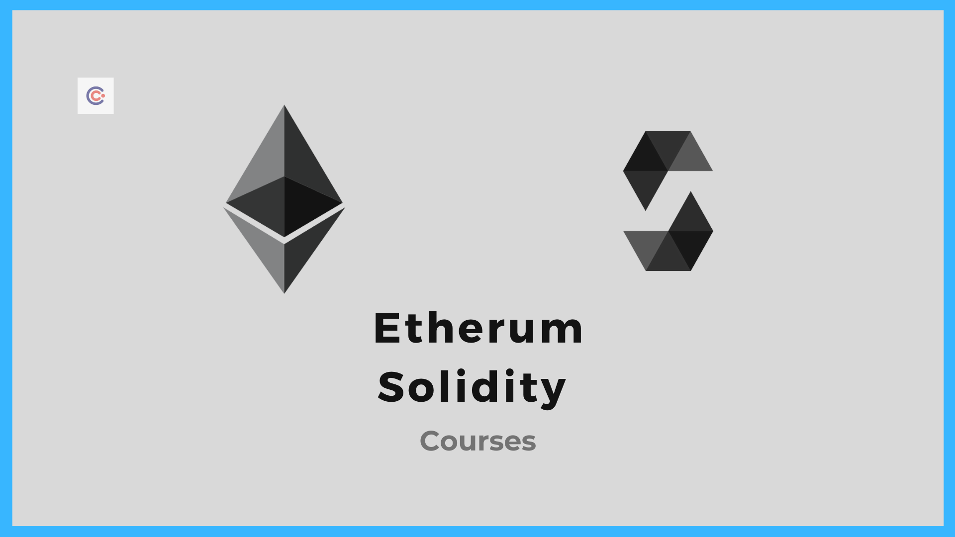 10 Best Ethereum Solidity Courses - Learn Etherum Solidity Online