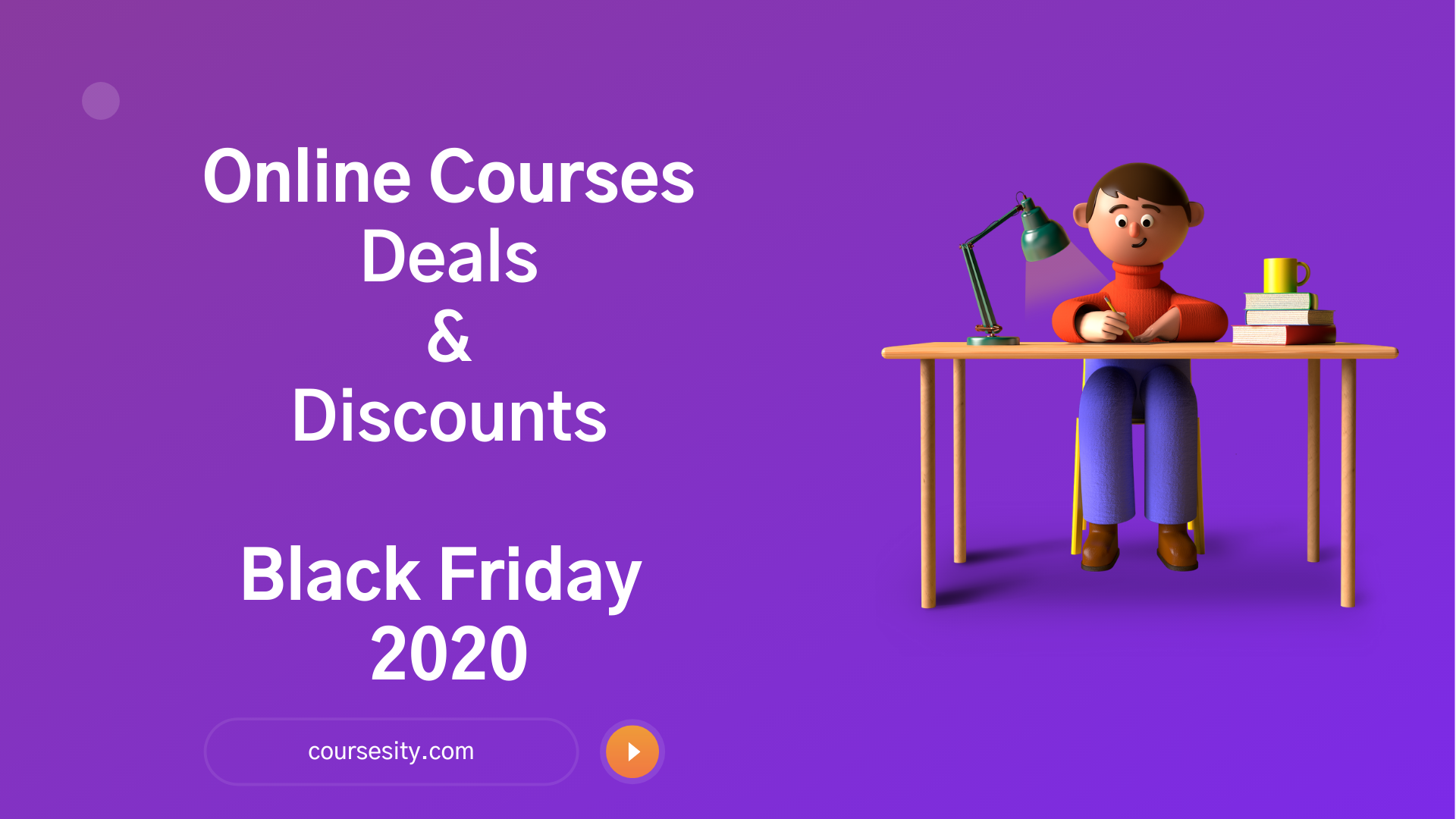 10 Online Courses Deals: Black Friday Discounts & Coupons 2020