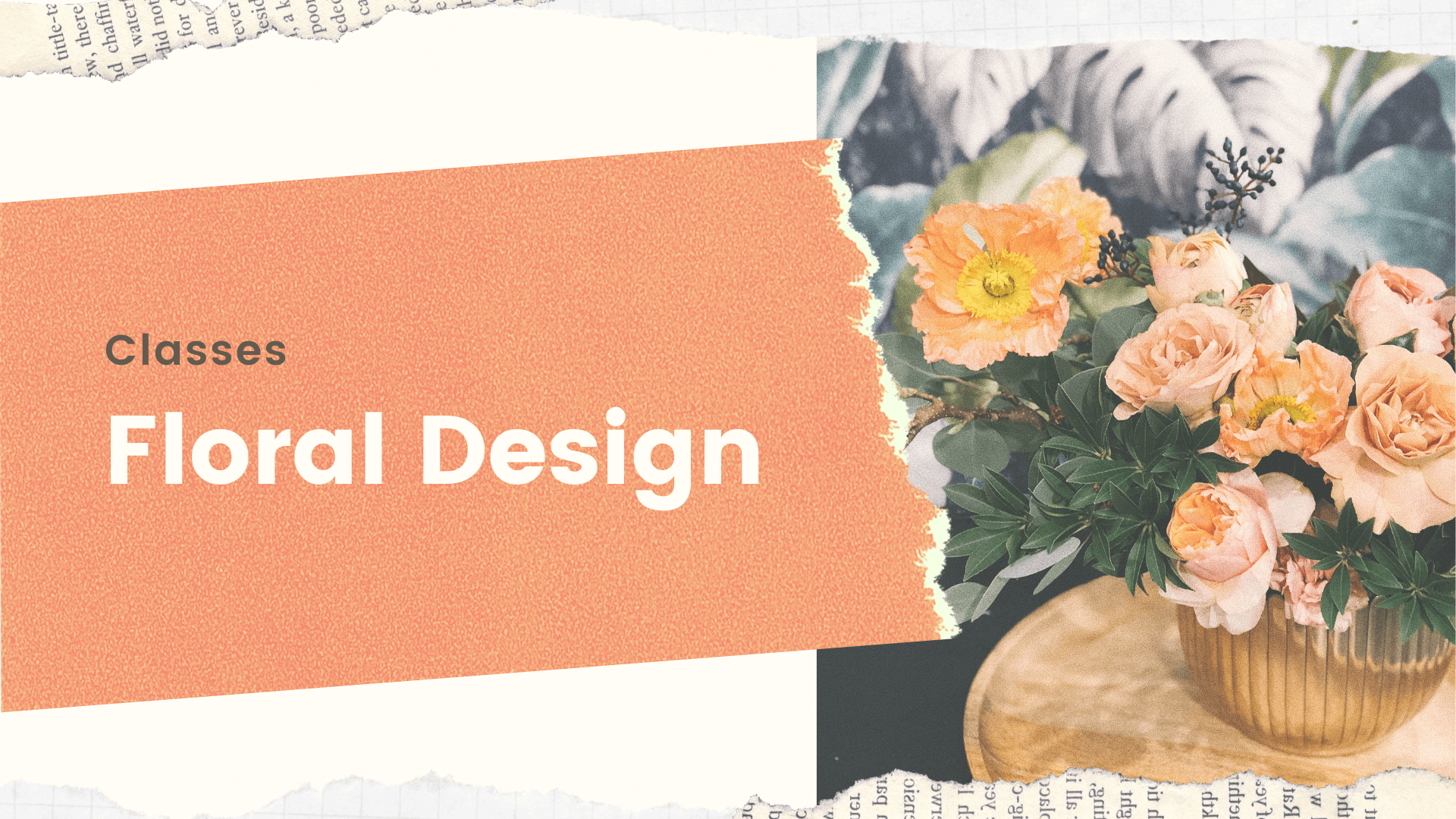 6 Best Floral Design Classes and Courses - Learn Flower Arrangement Online