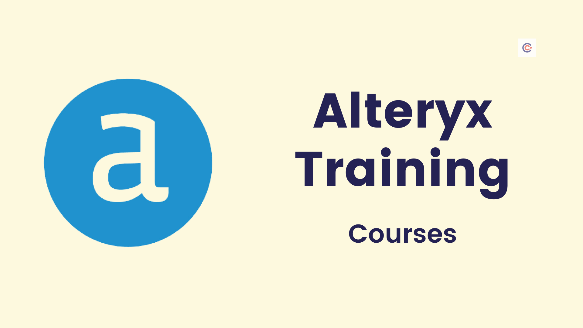 5 Best Alteryx Training Courses - Learn Alteryx Online