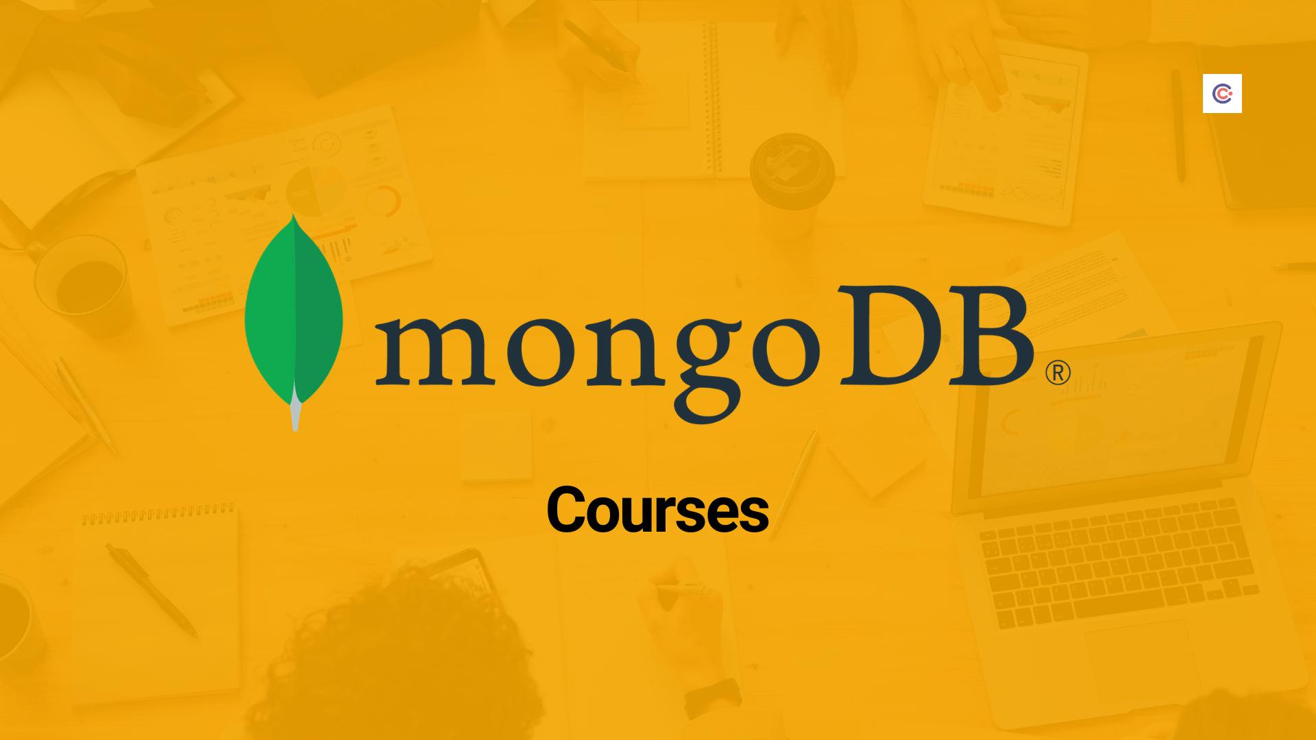 10 Best MongoDB Courses - Learn MongoDB Online