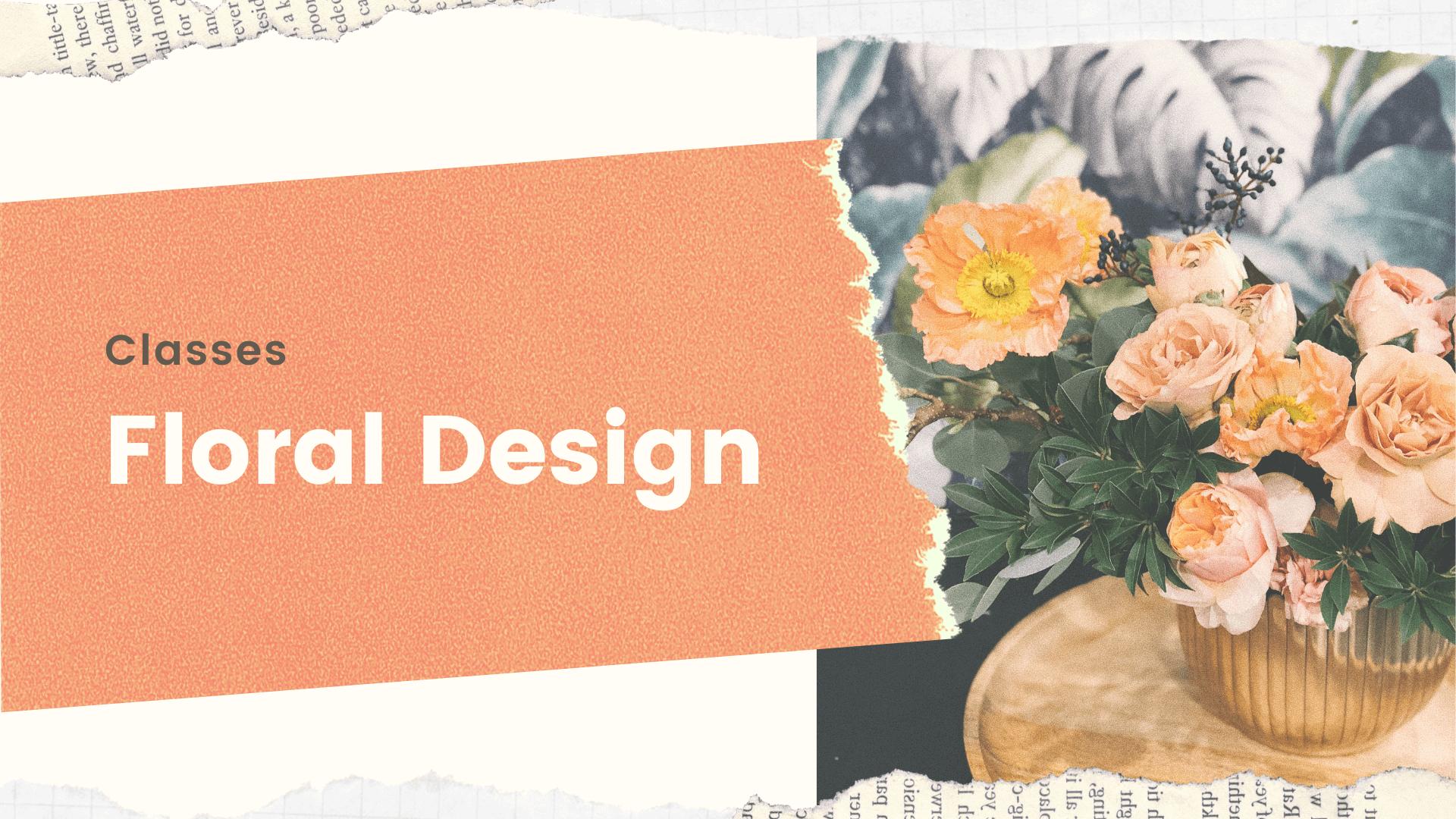 6 Best Floral Design Classes and Courses - Learn Flower Arrangement Online