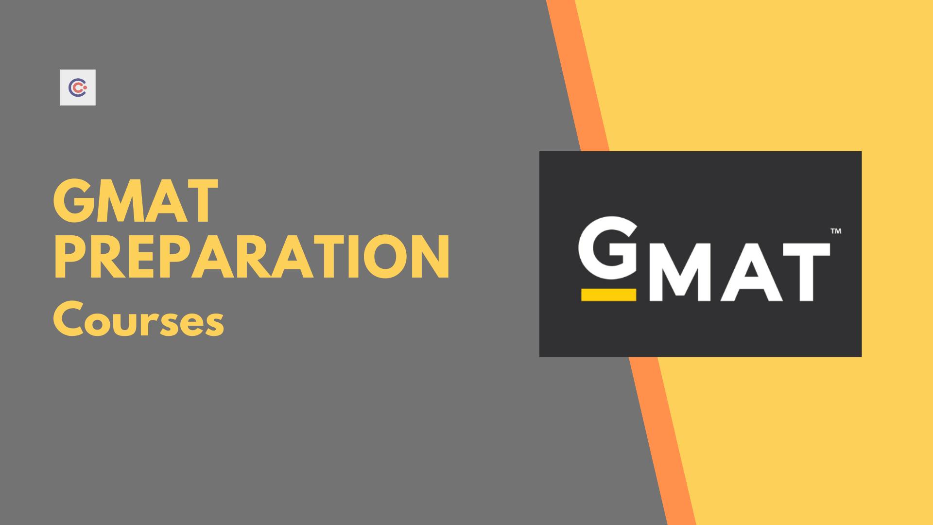 5 Best GMAT Preparation Courses - Prepare for GMAT Online