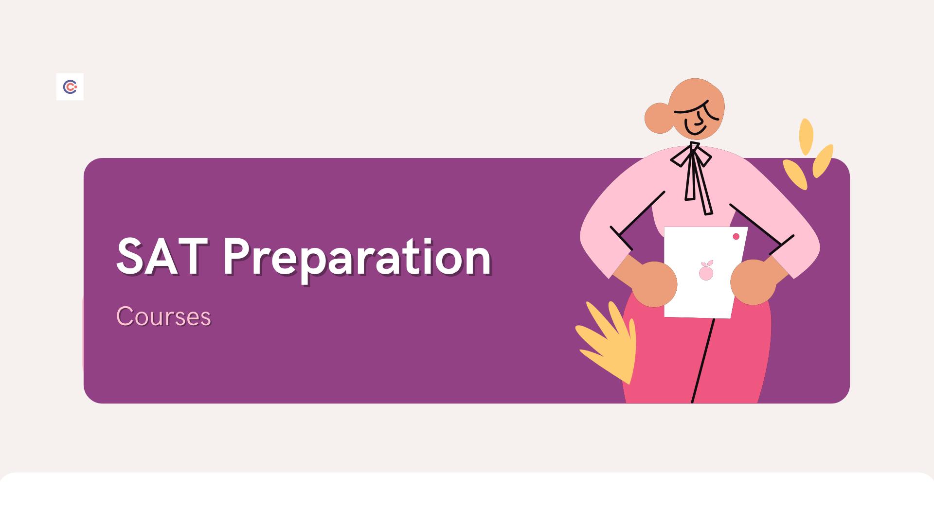 5 Best SAT Preparation Courses - Prepare for SAT Online