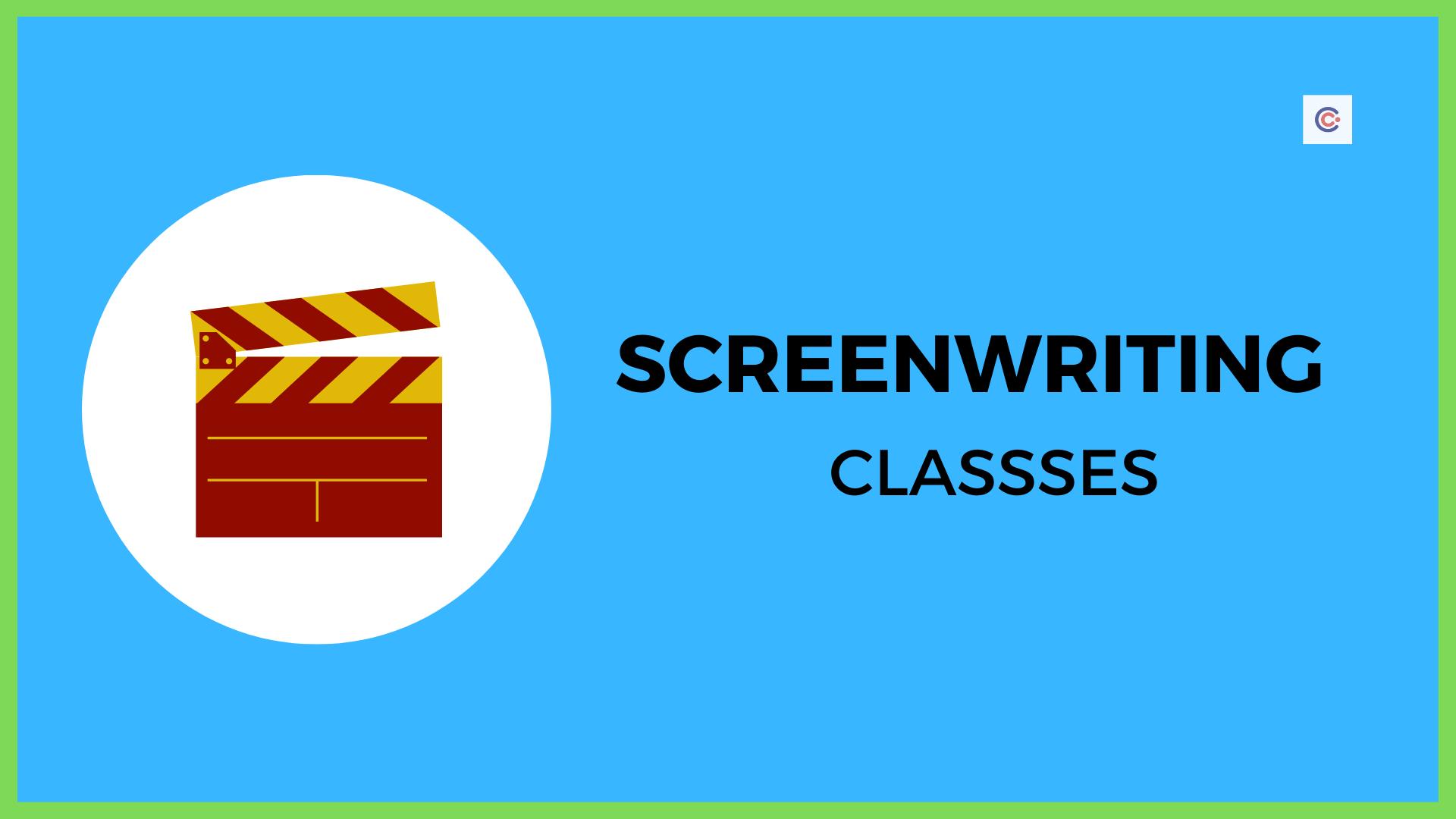 7 Best Screenwriting Classes - Learn Screenwriting Online