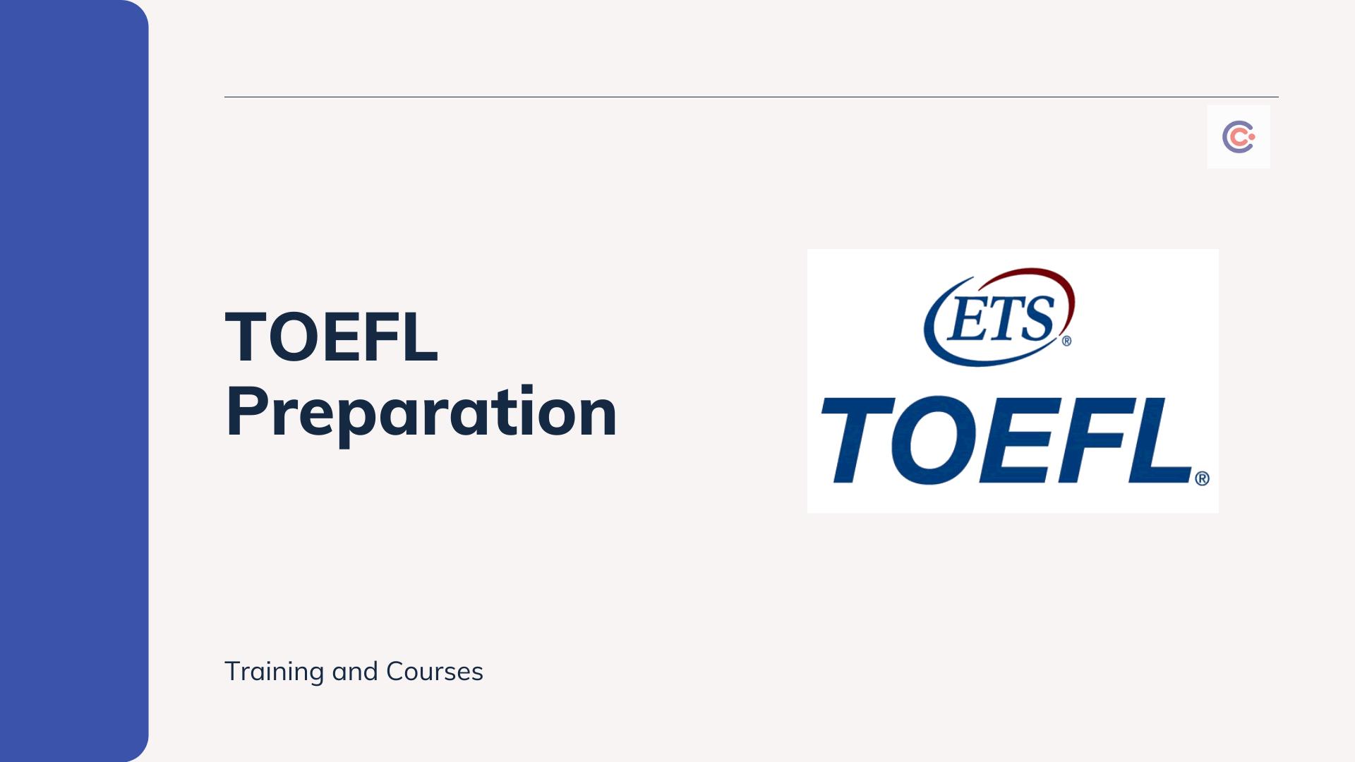 6 Best TOEFL Preparation Training and Courses - Prepare For TOEFL Exam Online