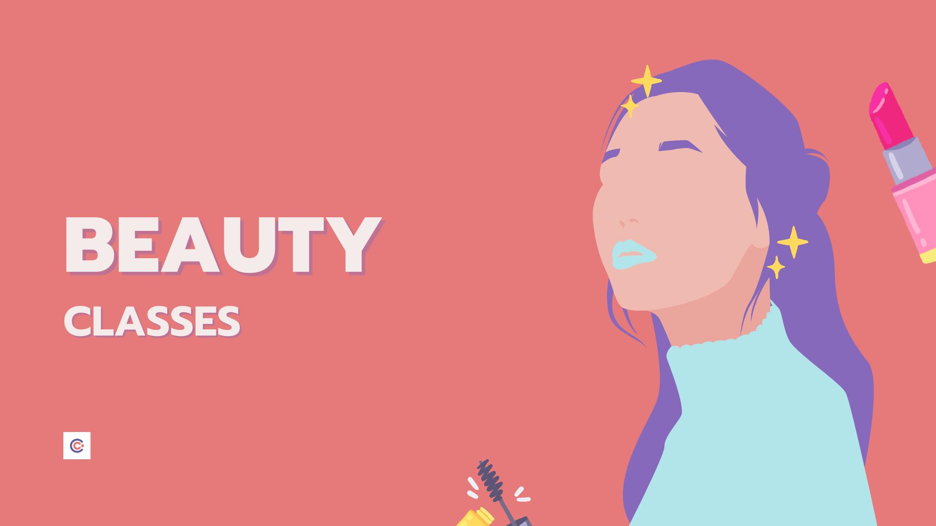 5 Best Beauty Classes - Learn about Beauty Online