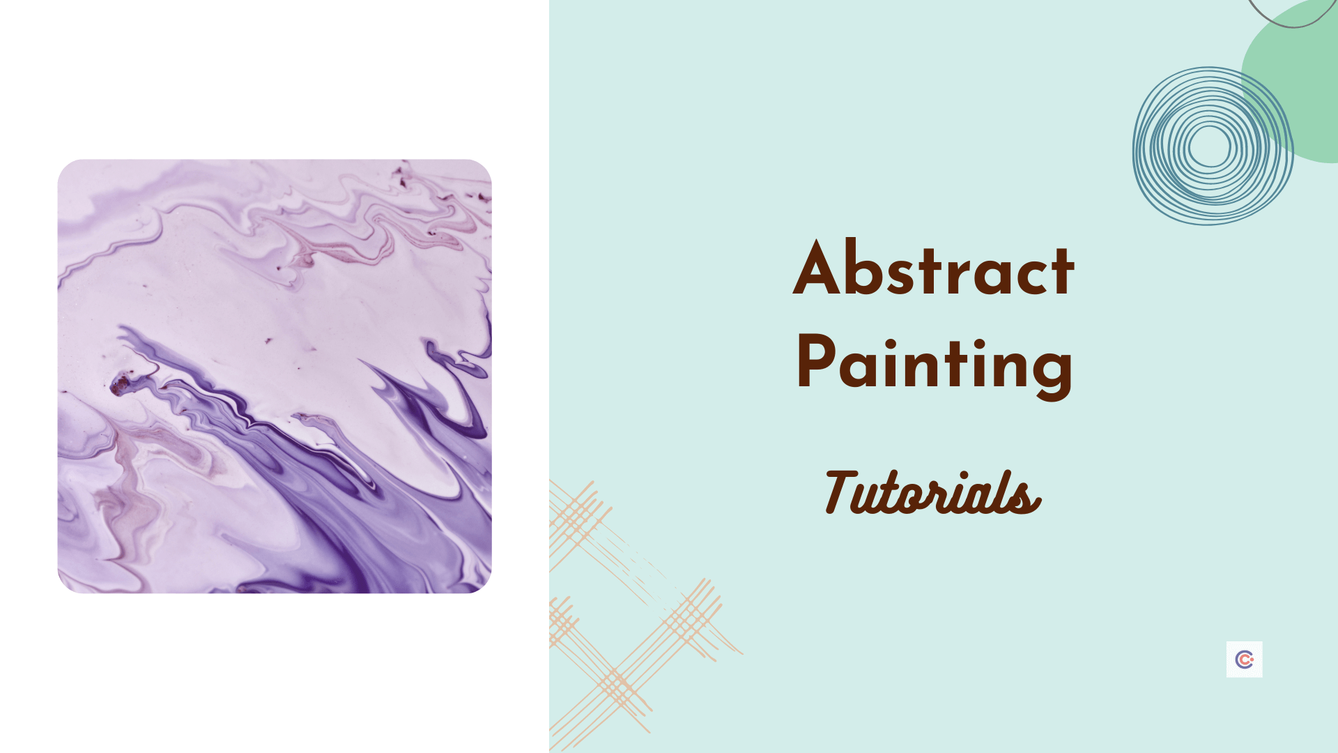 6 Best Abstract Painting Tutorials - Learn Abstract Painting Online
