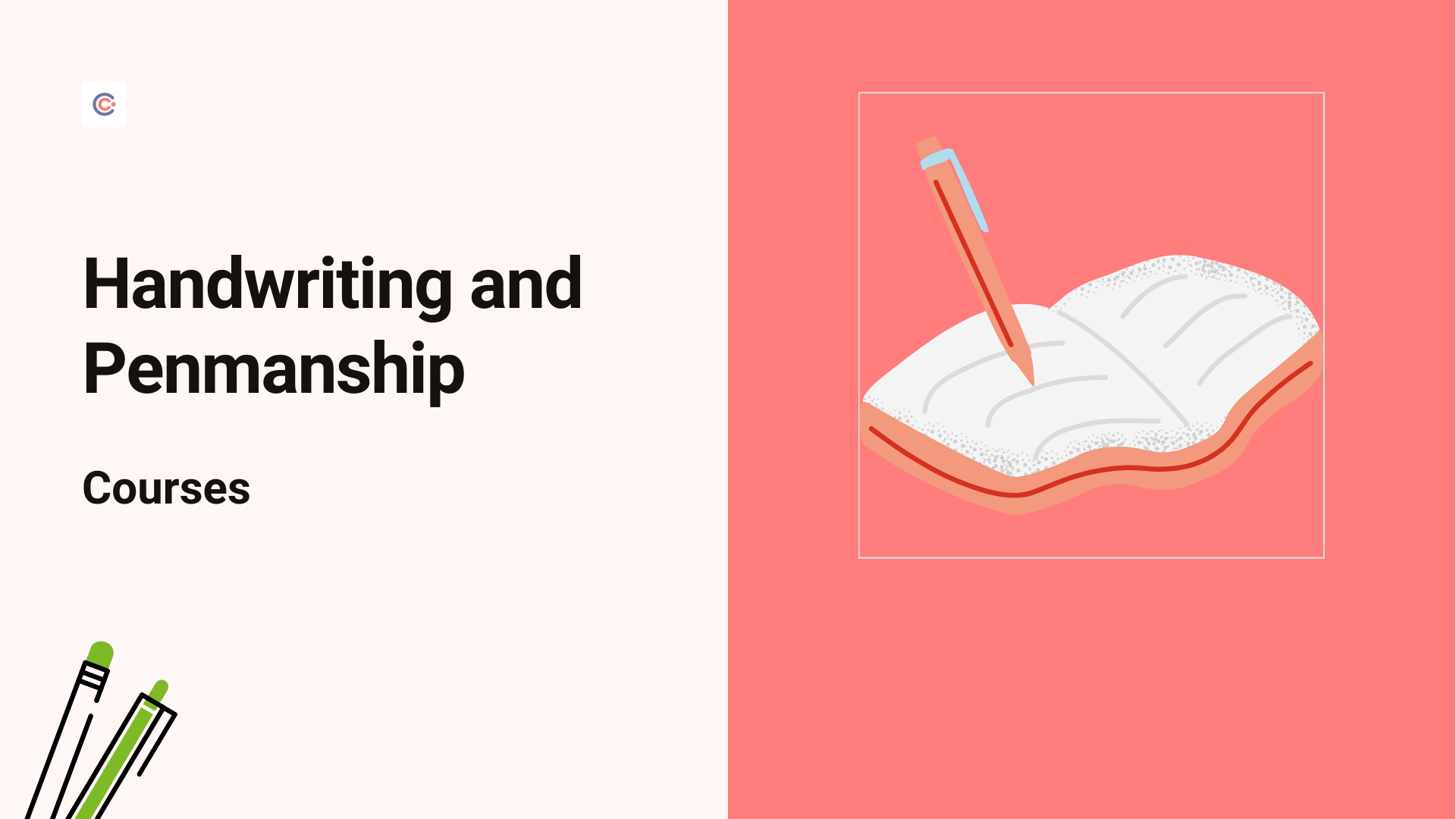 7 Best Handwriting + Penmanship Courses - Learn Penmanship Online