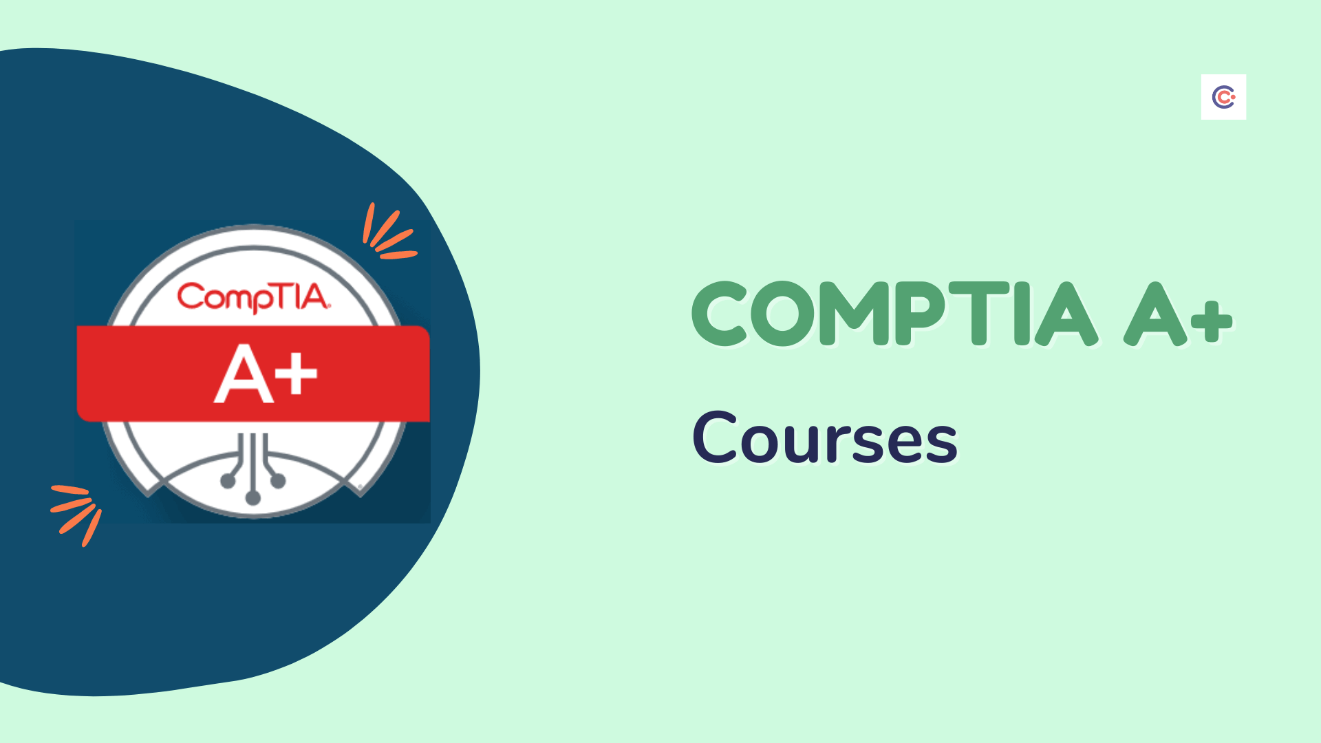 8 Best CompTIA A+ Courses - Learn CompTIA A+ Online