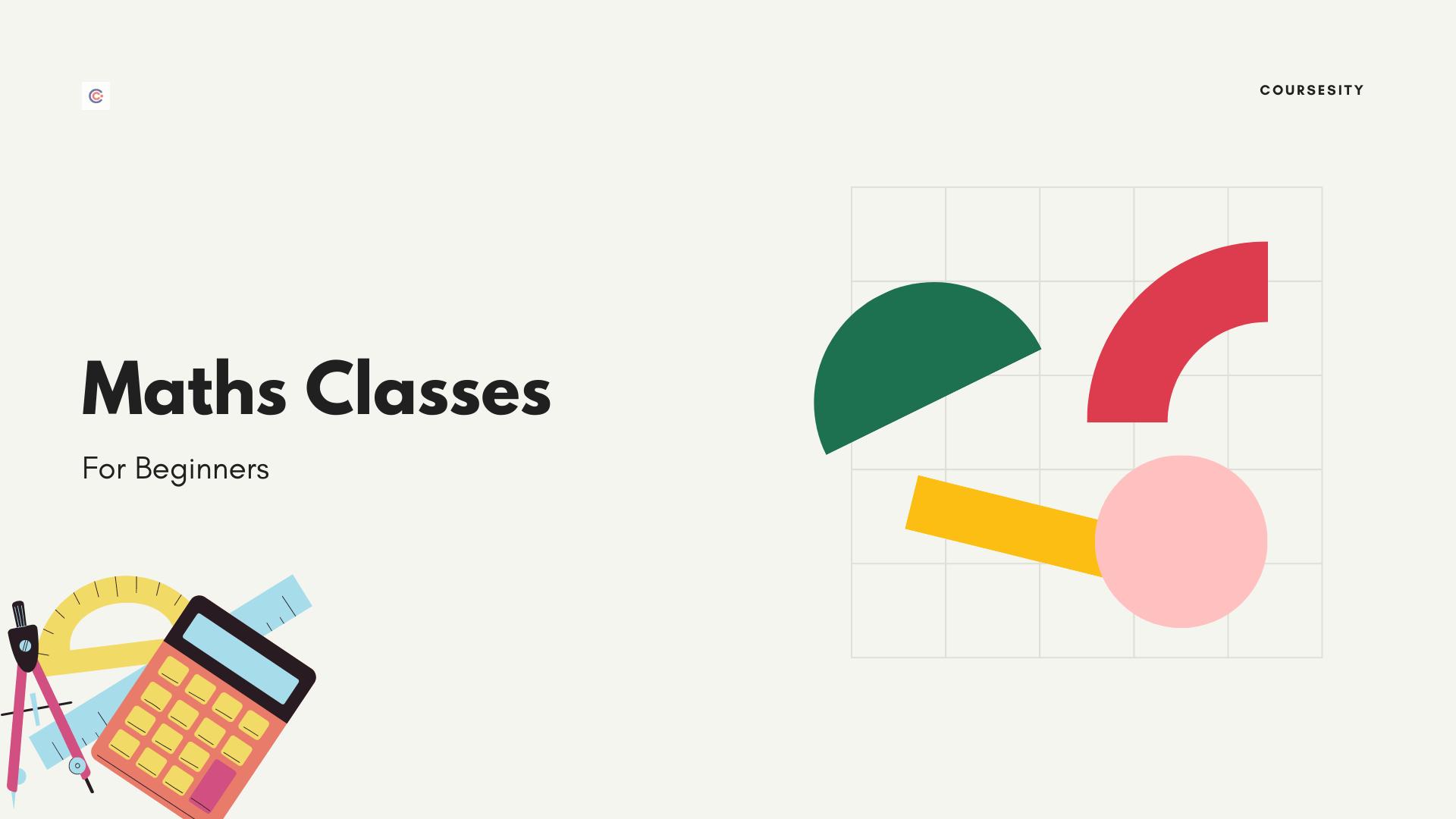 12 Best Online Math Classes - For Beginners