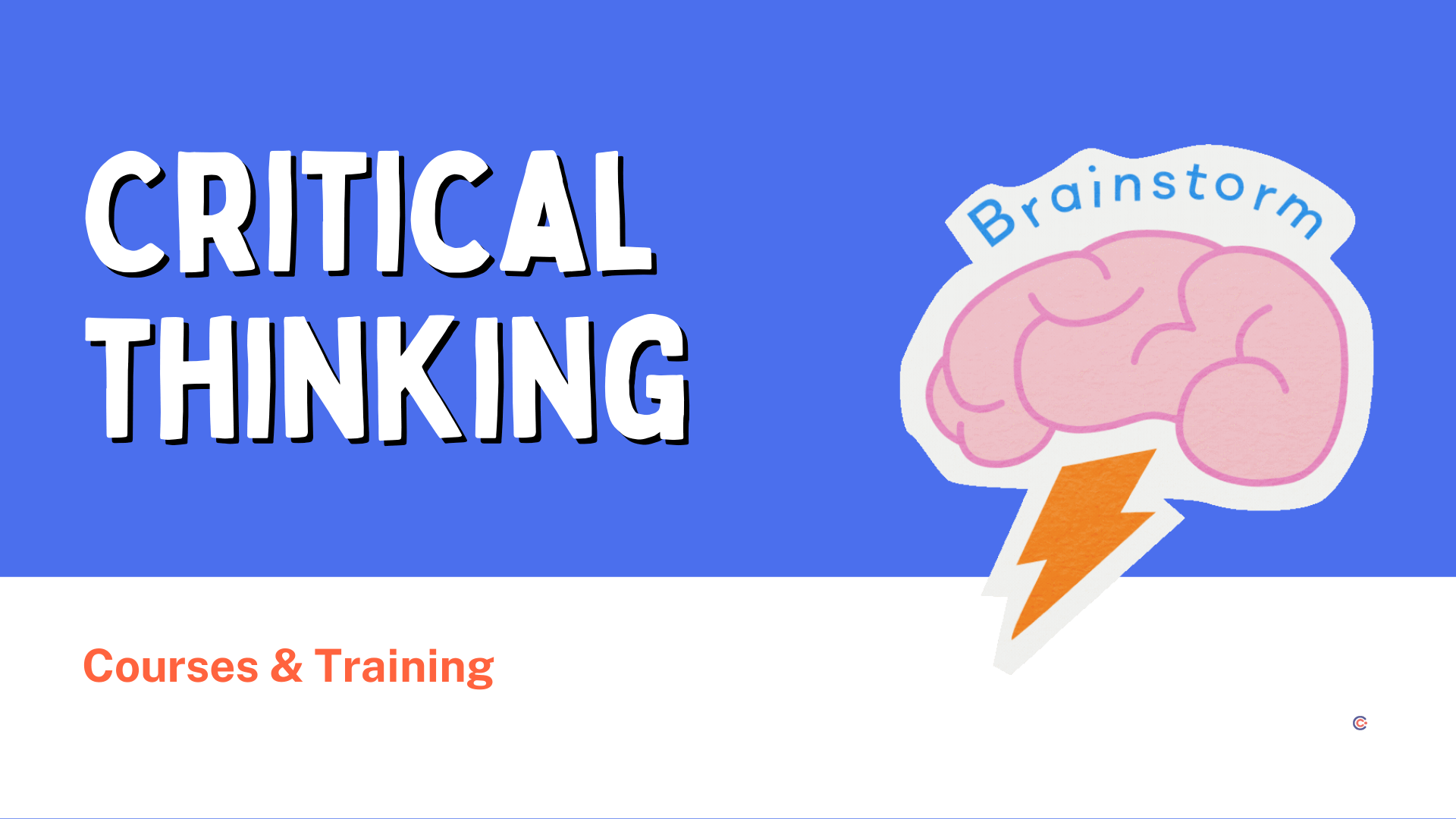 12 Best Critical Thinking Courses & Training - Learn Critical Thinking Online