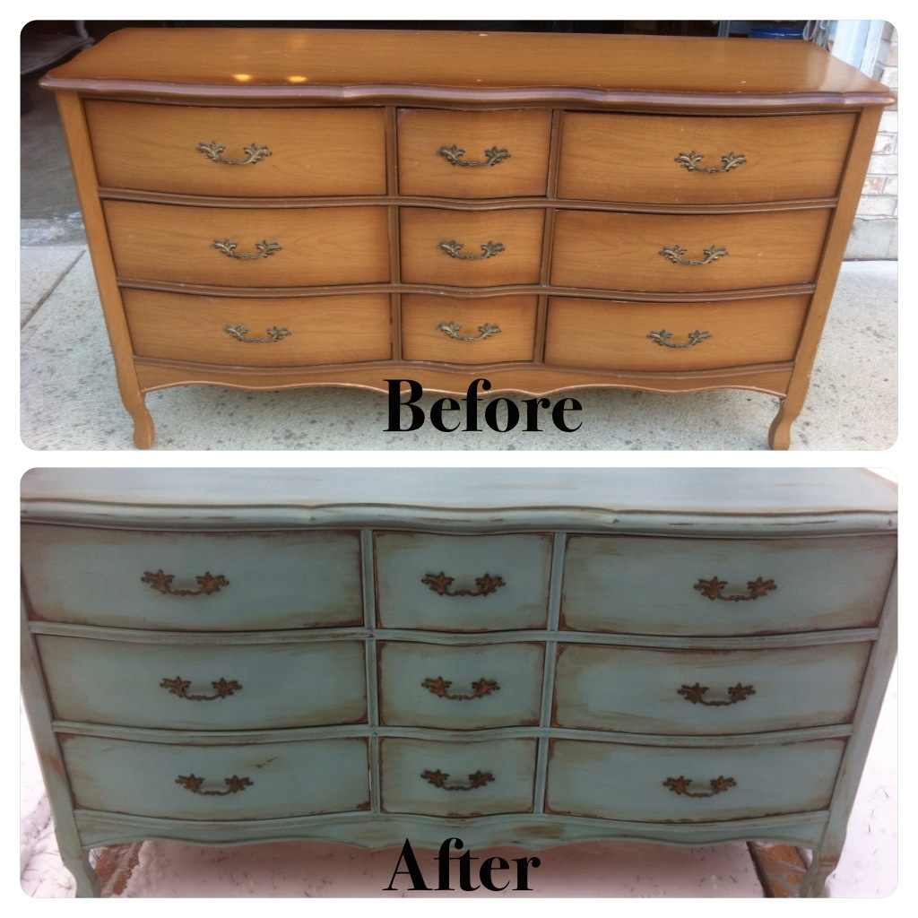 300S18 Shabby Chic For Beginners: Chalk Paint | Kennewick Community  Education