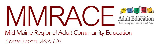 Mid-Maine Regional Adult Community Education logo