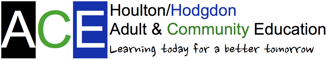 Houlton/Hodgdon Adult & Community Education logo