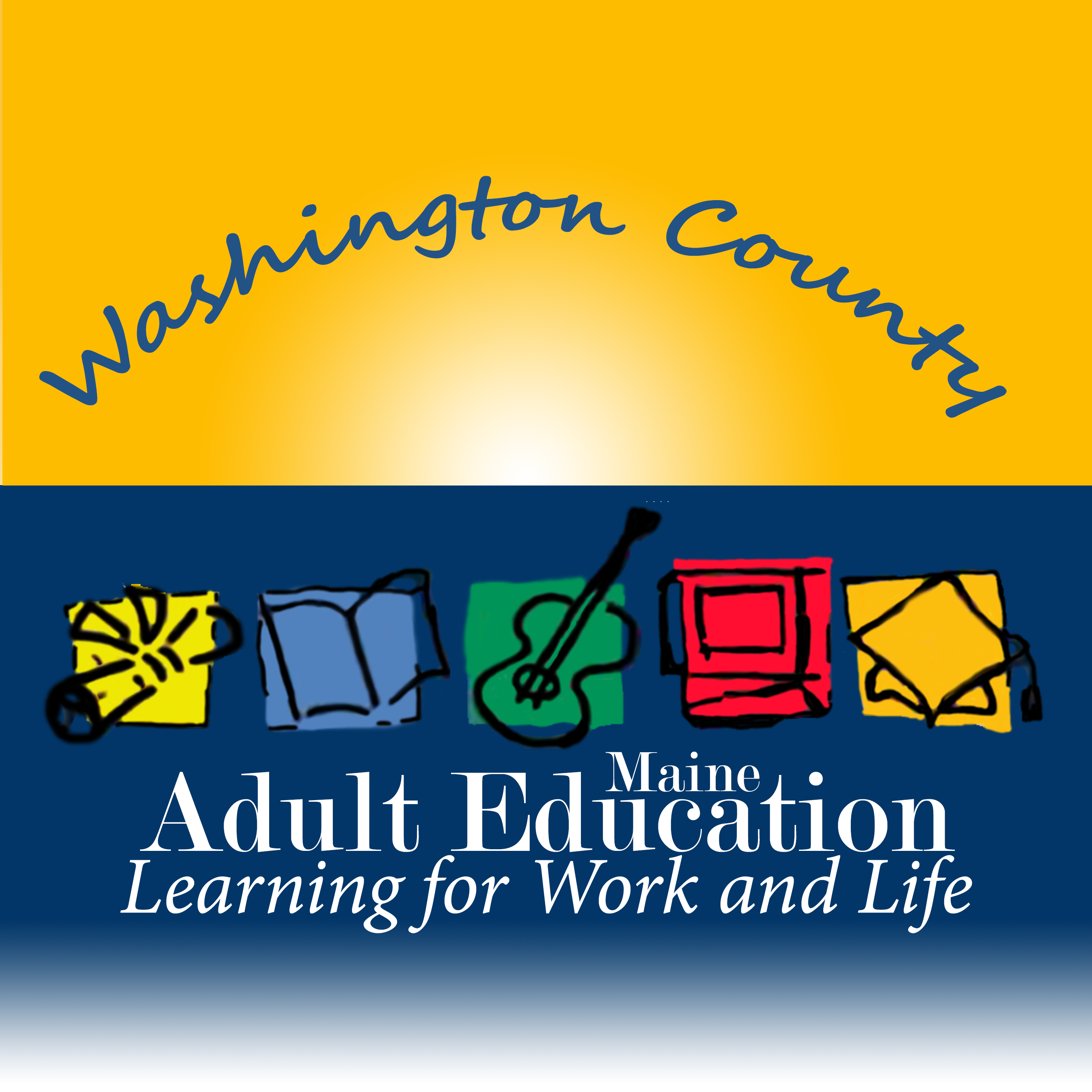Washington County Adult Education logo