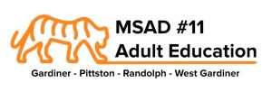 MSAD 11 Gardiner Area Adult & Community Education (adulted@msad11.org) 207-582-3774 logo
