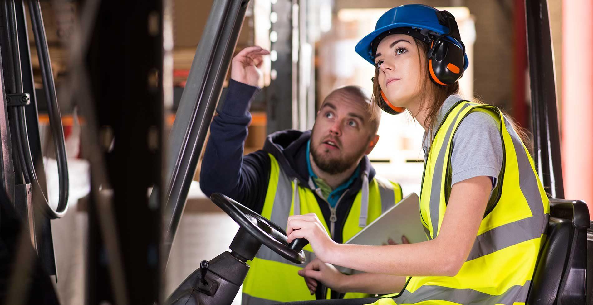 Forklift Training Wrkfr 338 Clover Park Technical College
