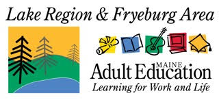 Lake Region & Fryeburg Area Adult Education logo