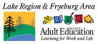 Lake Region & Fryeburg Area Adult Education logo