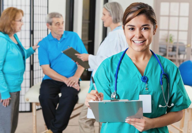 nursing medical superheroes