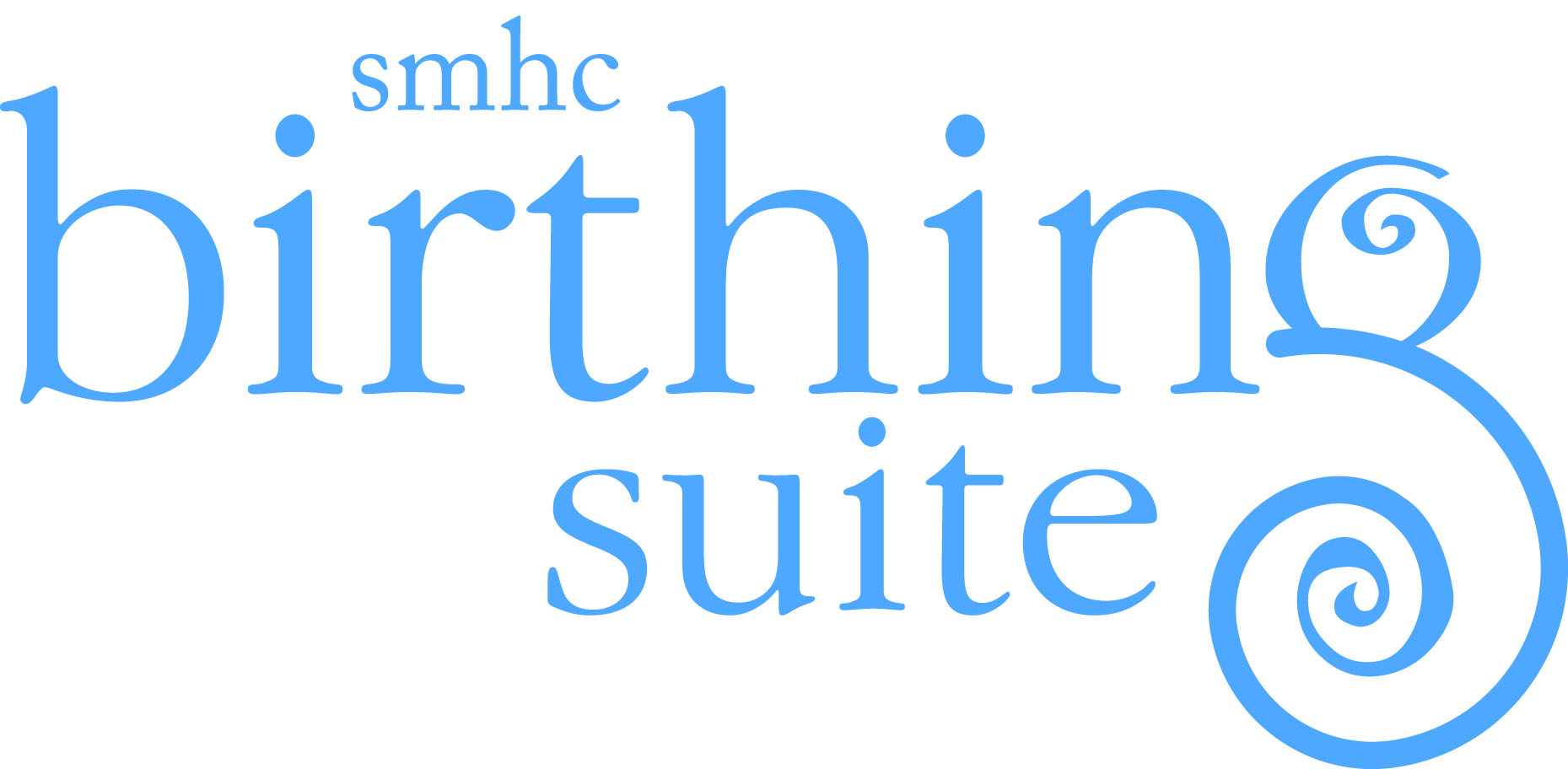 SMHC Birthing Suite logo