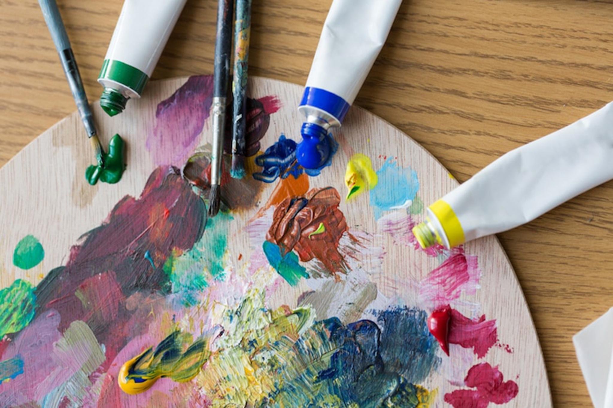 Paint with Acrylics | MSAD 52 Adult & Community Education