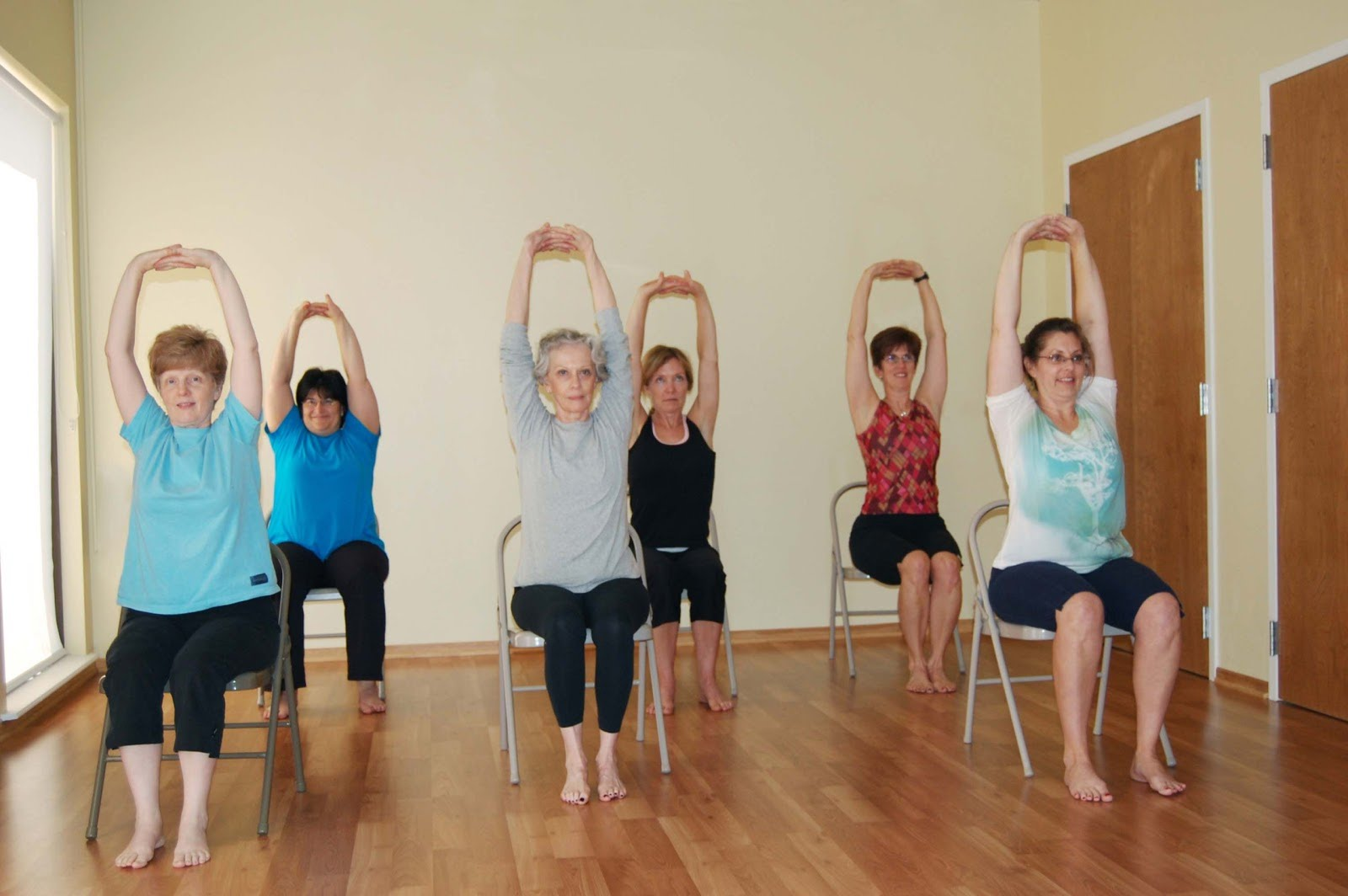 Yoga In Your Chair Msad 11 Adult Education