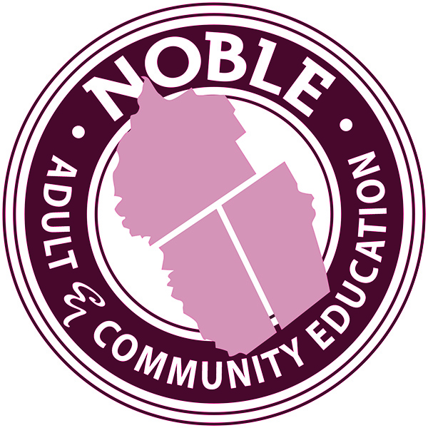 Noble Adult & Community Education logo
