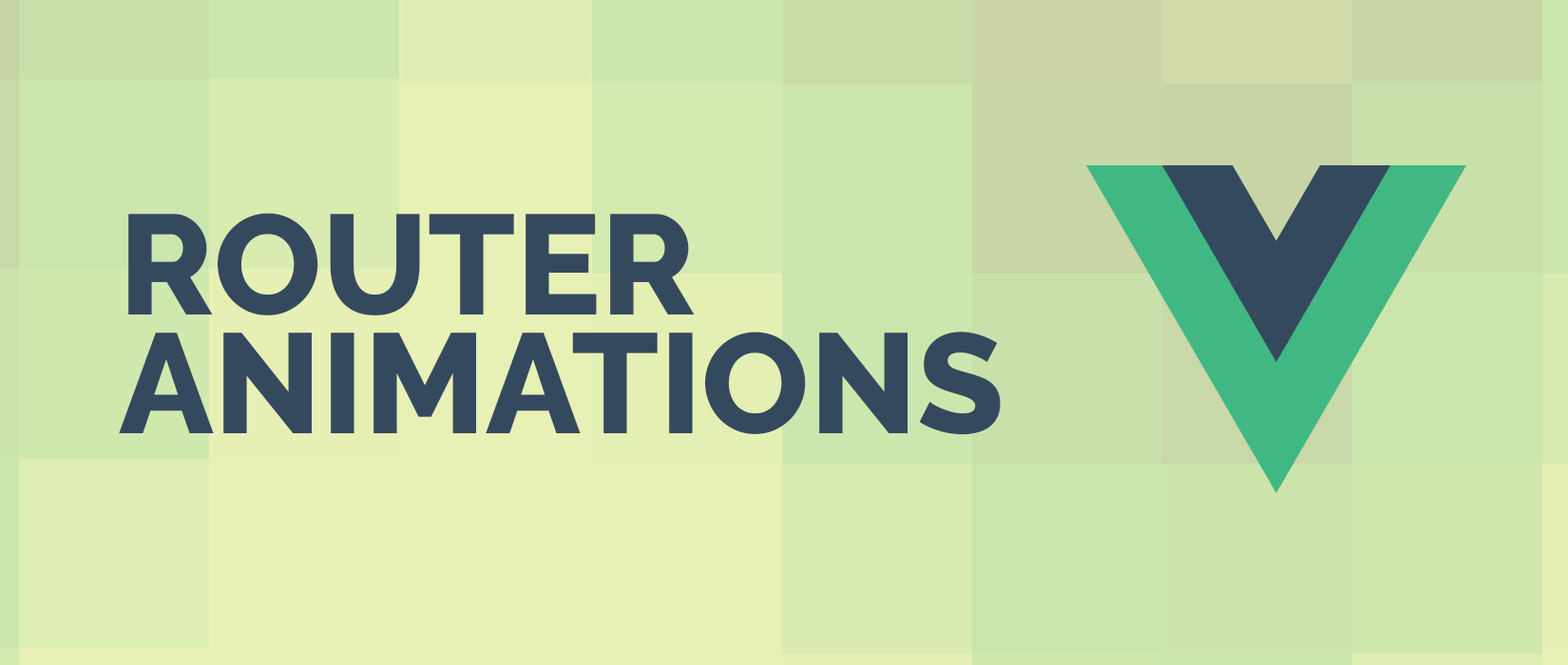 Learn how to Create Vue Router Animations - Transitions
