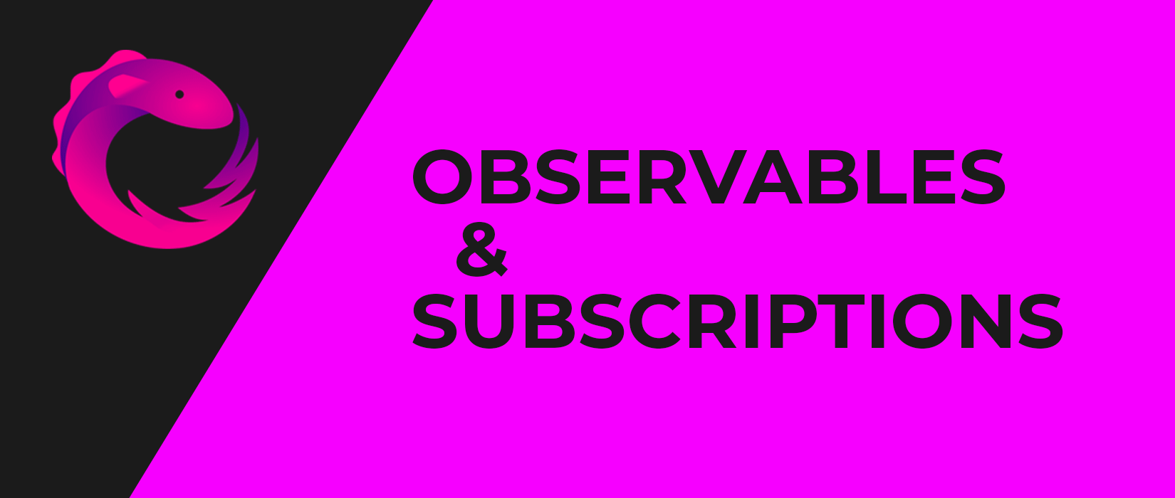 RxJS Observables Tutorial - Creating & Subscribing to