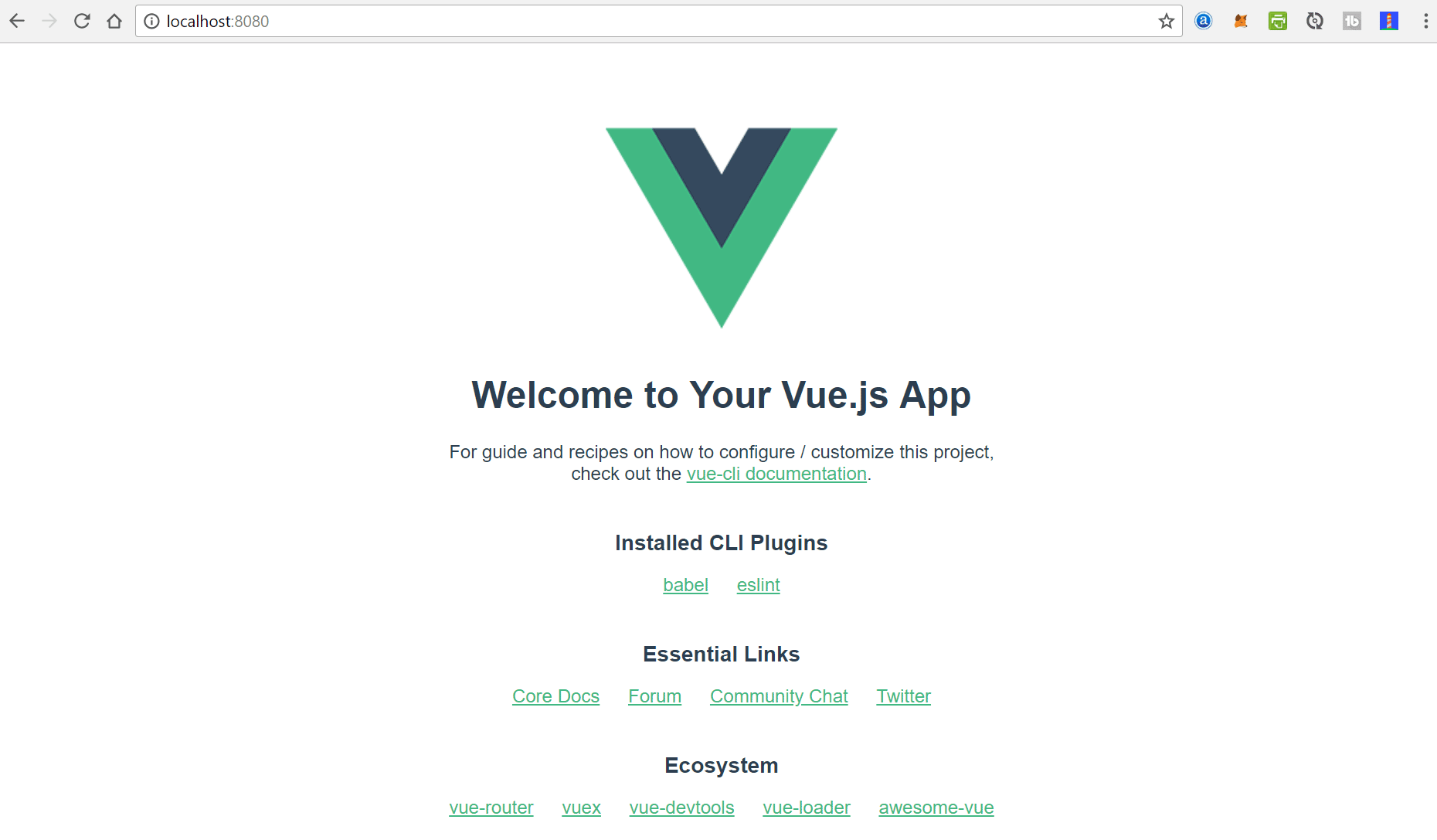 How to Install Vue 2 - Through CDN, NPM and the Vue CLI