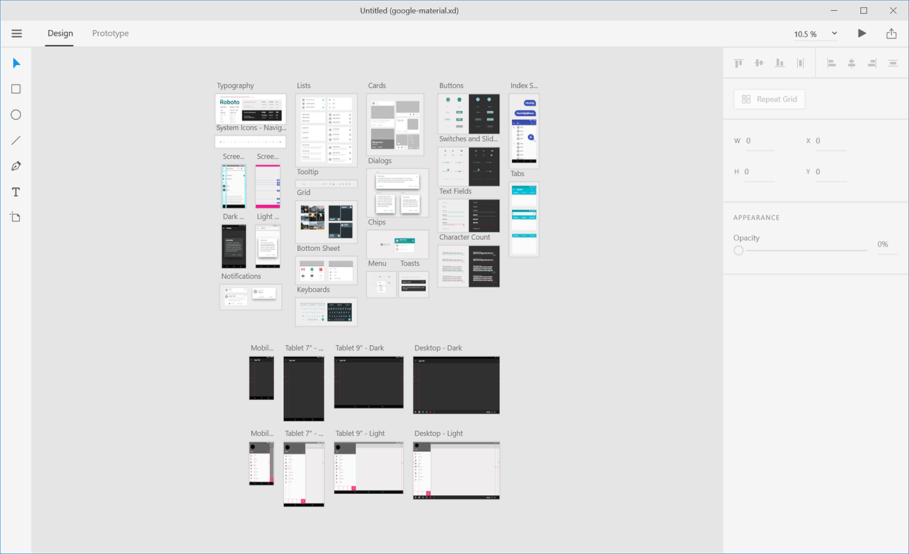 How to Use Adobe XD UI Kits
