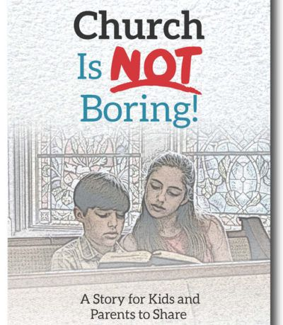 Church is NOT Boring Picture