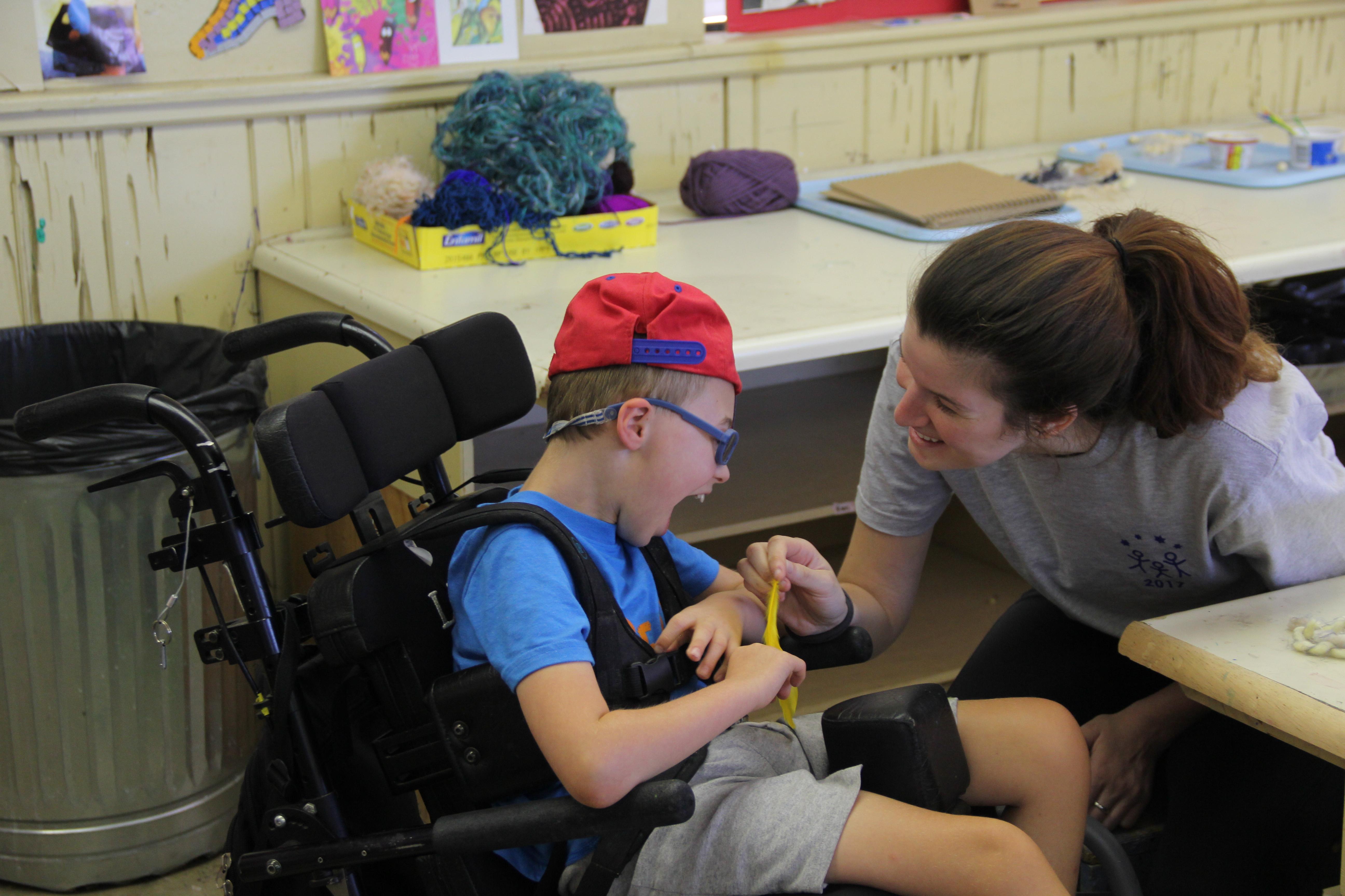 Ramah Tikvah Programs: A Standard for Jewish Inclusive Camping