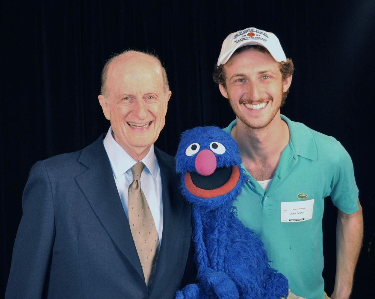 Eli N. Evans, Grover and Josh Evans