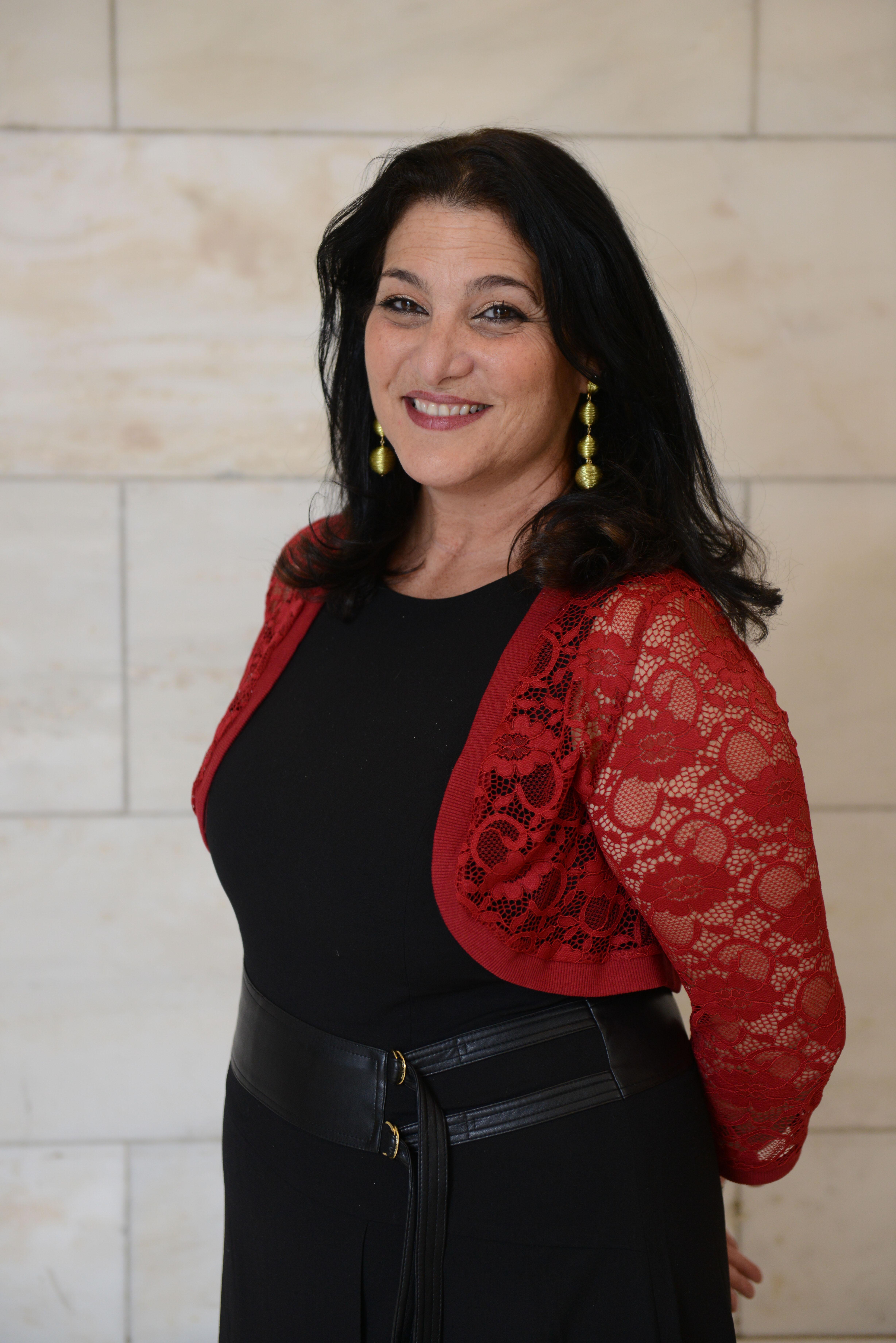 2018 Covenant Award Recipient Naomi Ackerman.