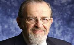 The Covenant Foundation Mourns the Loss of Rabbi Dr. Norman Lamm, z